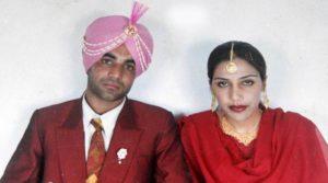 File pic of the Sukhwinder Singh alias Mithu and Jaswinder Kaur, alias Jassi